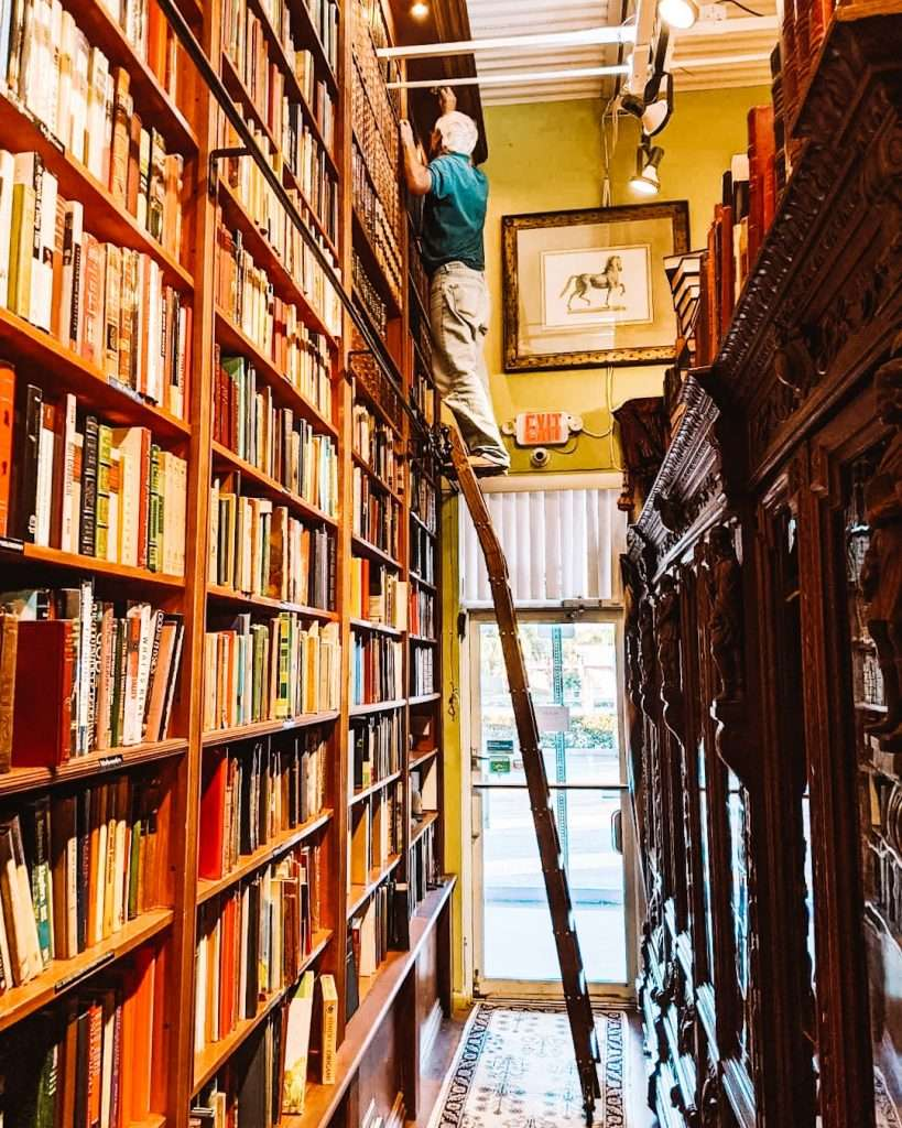 the old florida bookshop - - beautiful bookstores in the usa