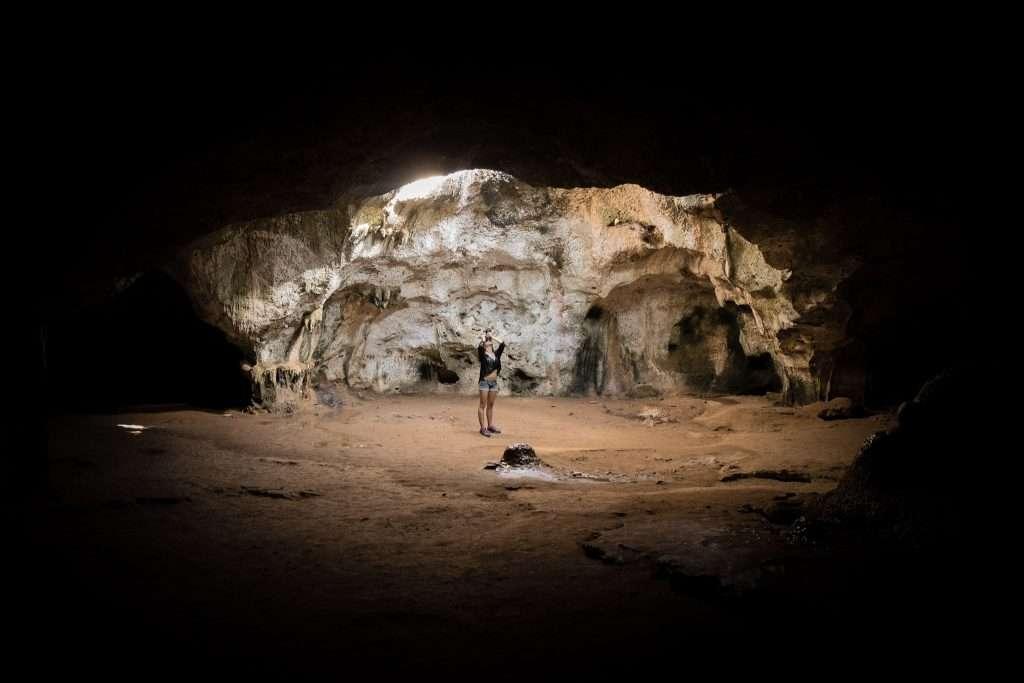 Guadirikiri Cave in ARuba - aruba excursions, UTV rental Aruba, ATV Rental Aruba, Aruba ATV Tours, Excursions in ARuba