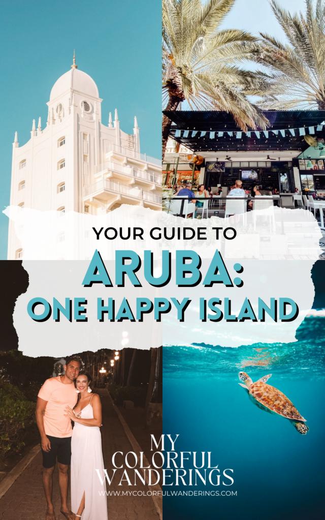 your guide to aruba ne happy island