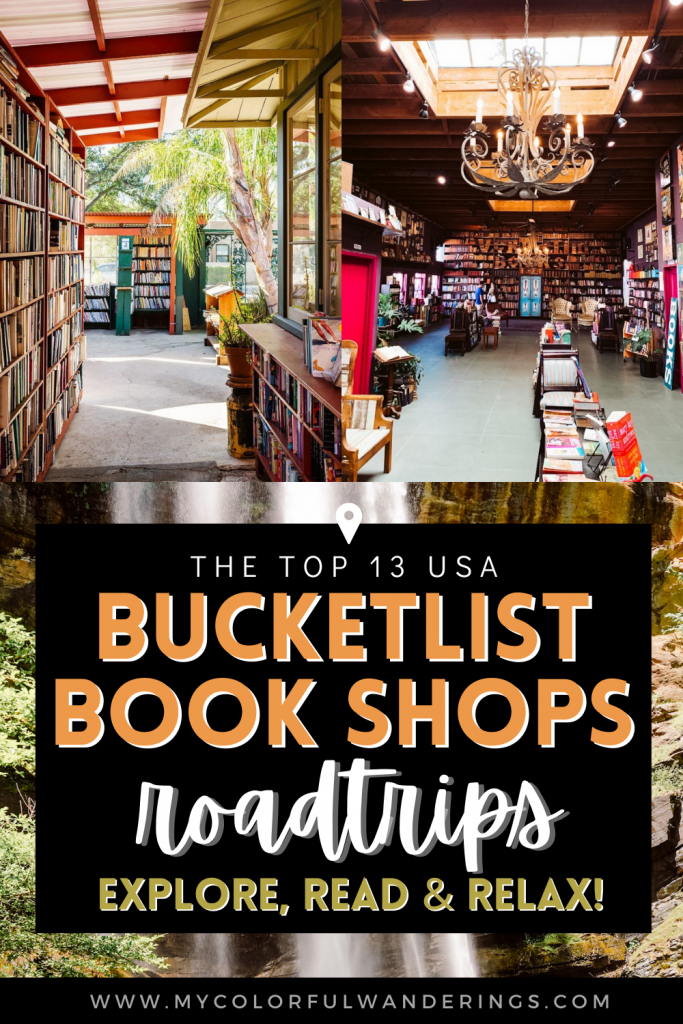 famous bookstores in the USA