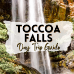 toccoa falls day trip guide