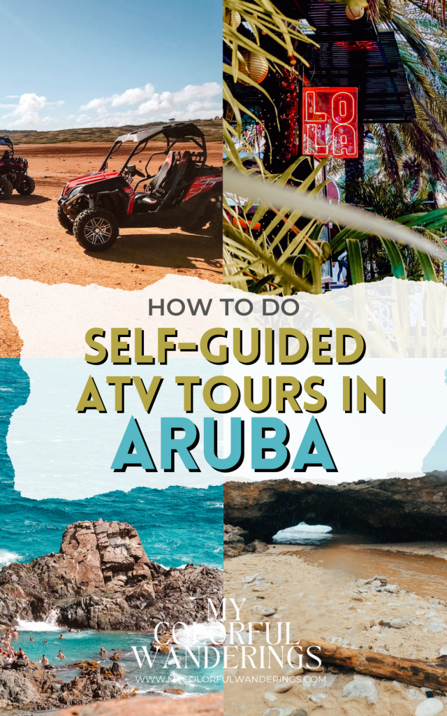 Self Guided ATV Tours in ARuba