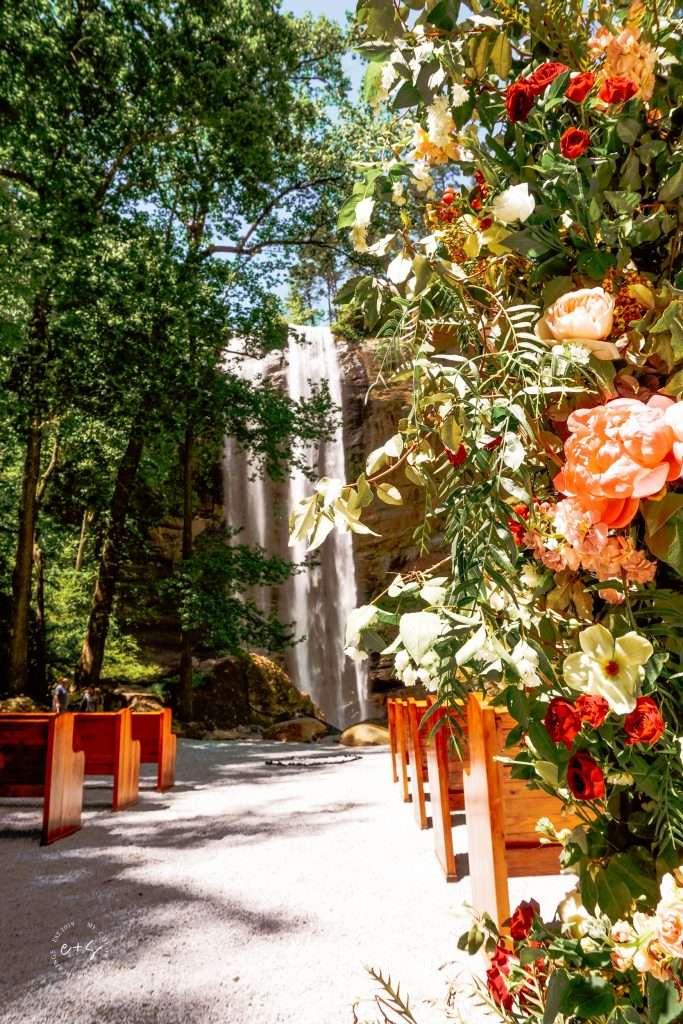 Weddings at Toccoa Falls, Toccoa Falls Wedding Venue