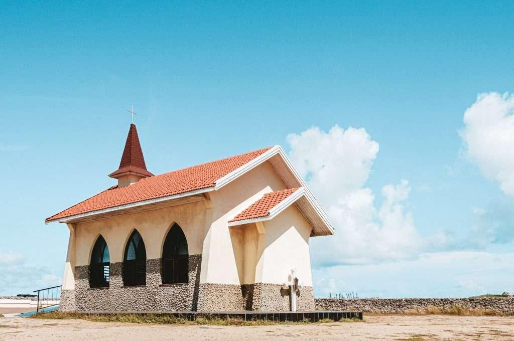 The Alto Vista Chapel in ARuba - aruba excursions, UTV rental Aruba, ATV Rental Aruba, Aruba ATV Tours, Excursions in ARuba